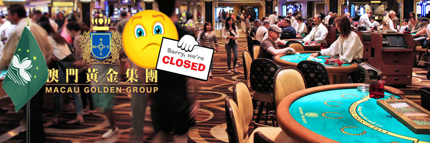 SiGMA iGaming Macau Golden Group's to permanently shutter 3 VIP clubs by the end of the month