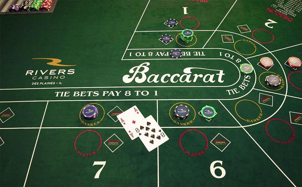 Mobile, permainan kasino online bakarat