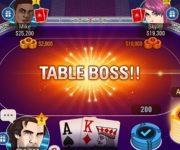 Game poker seluler di tablet