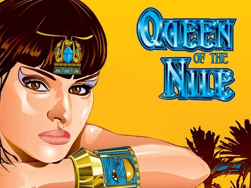 Playing A While On The Nile Slot Game